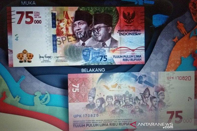 MRT Jakarta apresiasi BI atas peluncuran uang khusus HUT ke-75 RI