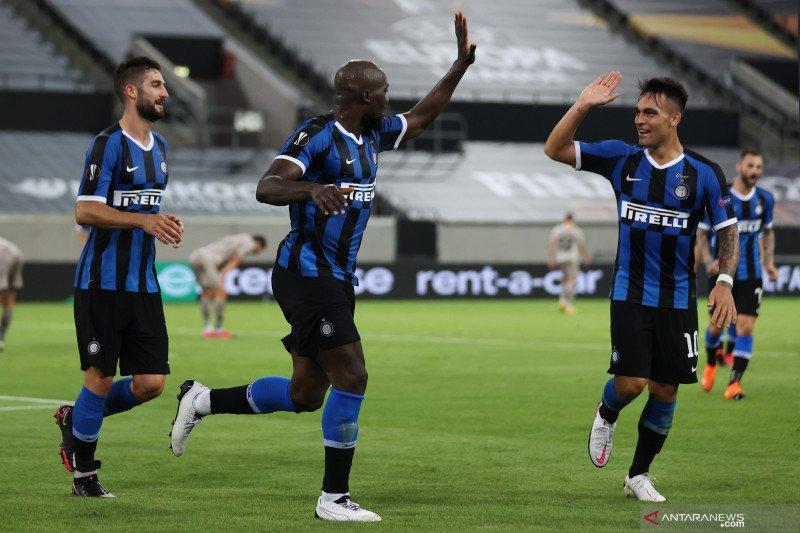 Inter pesta lima gol ke gawang Shakhtar