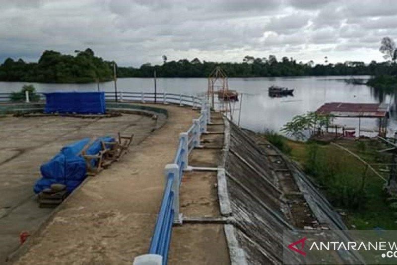 Proyek pembangunan pusat kuliner di Bengkulu ditender ulang
