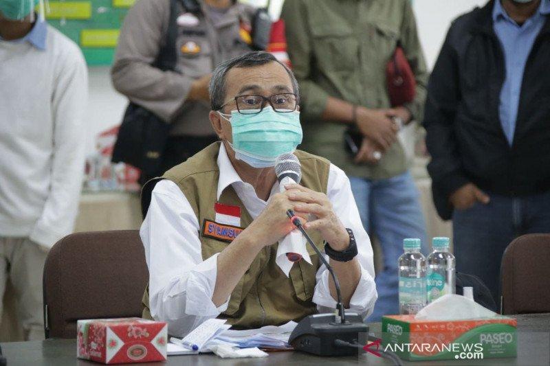 Gubernur Riau prihatin kasus COVID-19 Siak naik 400 persen