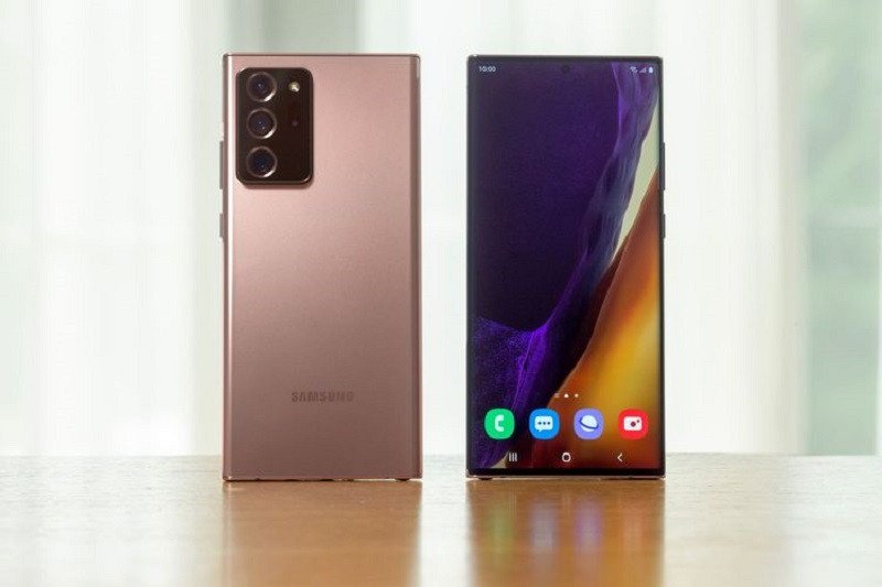 Daftar ponsel spesifikasi mirip Samsung Galaxy Note 20