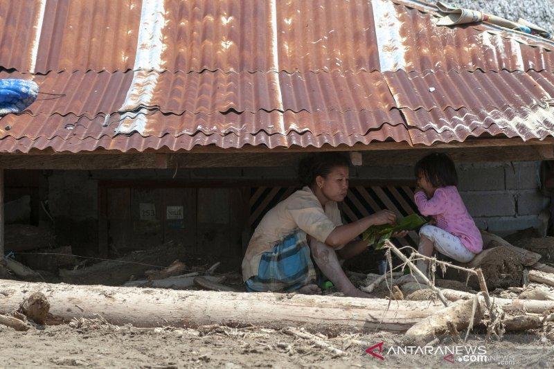 Kemensos dorong peningkatan peran anak pada pengurangan risiko bencana