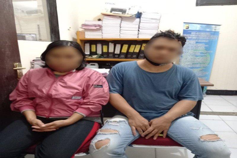 Pasutri ditangkap usai bertransaksi sabu-sabu di Sentani Papua