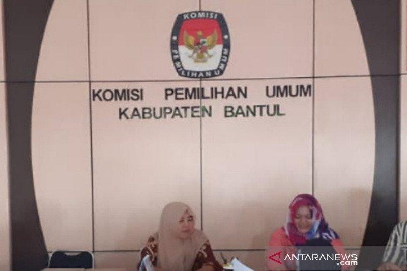 KPU Bantul persyaratkan keterangan bebas pailit bagi bakal paslon