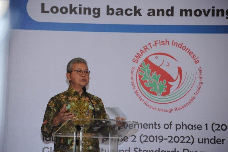 Pemanfaatan limbah kulit ikan dan kerang bisa jadi bisnis menjanjikan