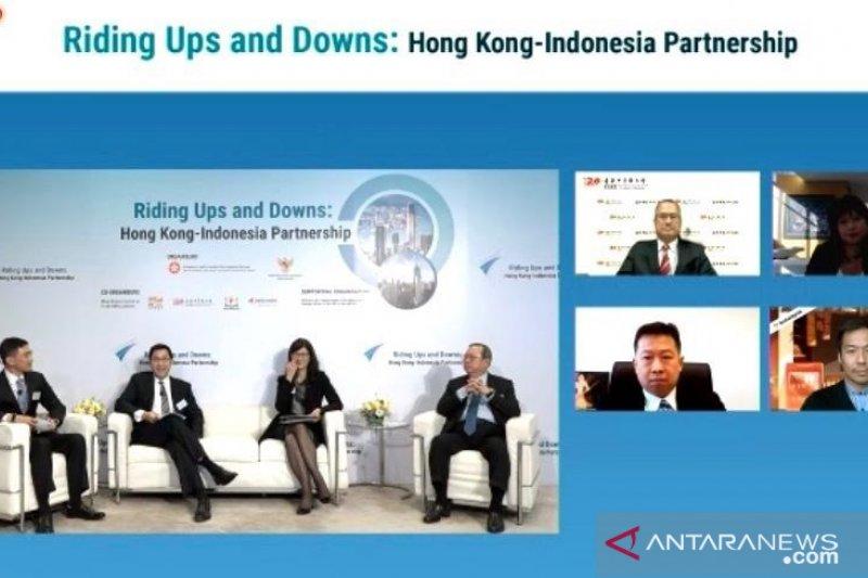 Kepala Eksekutif Hong Kong berharap kerja sama dengan Indonesia meningkat