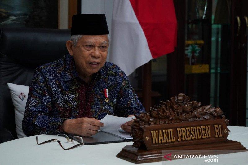 Wapres Ma'ruf: Prangko gambarkan peristiwa bersejarah bangsa Indonesia