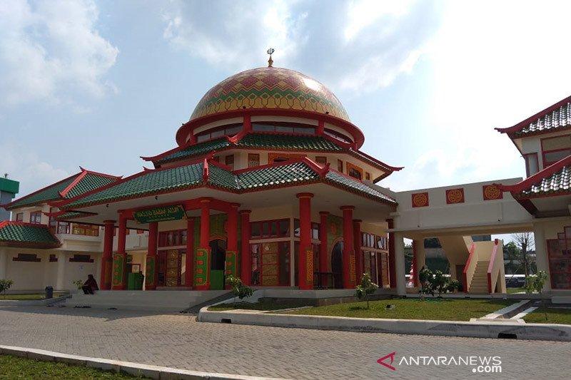 Pemkot Jaksel resmikan masjid berarsitektur Tionghoa