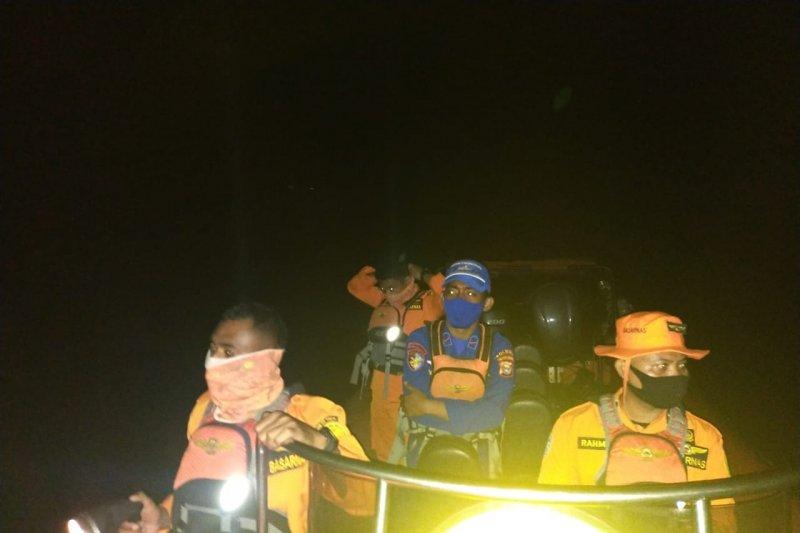 Speedboat rute Ternate -- Ambon tenggelam di perairan Halsel