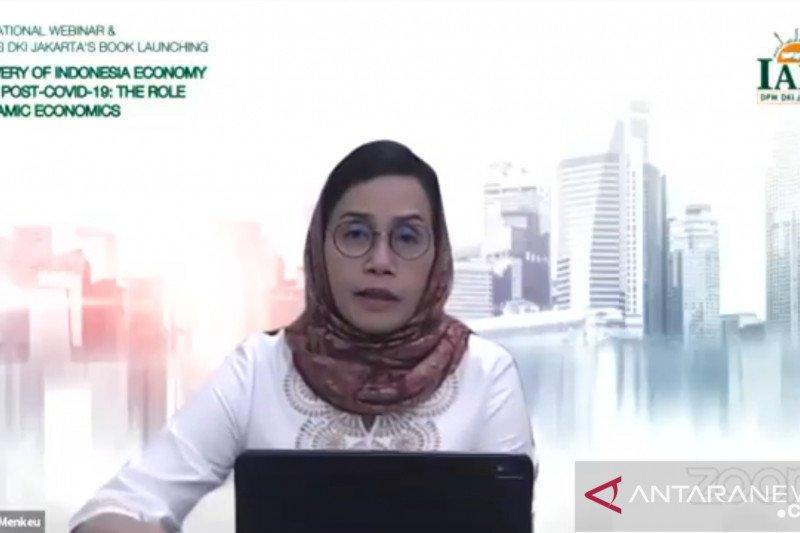 Menkeu: Ekonomi Islam berperan dalam pemulihan imbas COVID-19