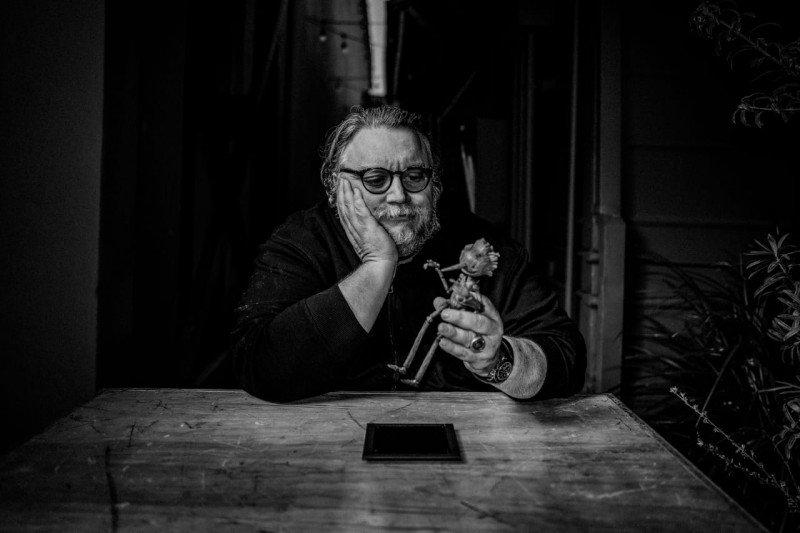 Guillermo del Toro buat film animasi