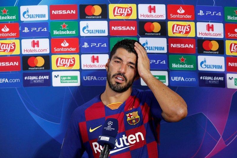 Pirlo pastikan tak lanjutkan proses transfer Suarez ke Juventus