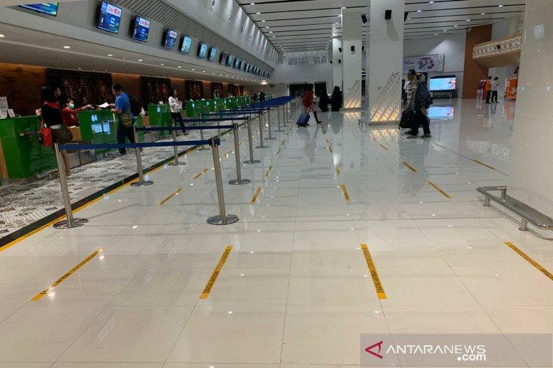 Libur panjang, Bandara Adi Soemarmo catat 1.700 penumpang per hari