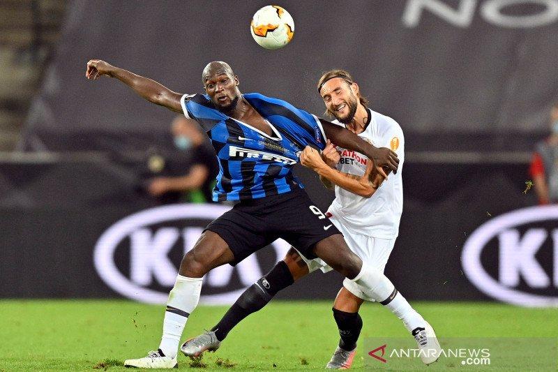 Lukaku yakin Inter Milan akhiri paceklik gelar bersama Antonio Conte