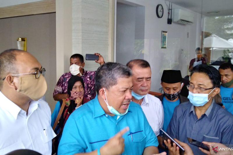 Fahri Hamzah: Gelora dukung Nasrul Abit-Indra Catri pada Pilgub Sumbar
