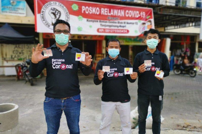 Pasien COVID-19 di Tanjungpinang bertambah lima orang