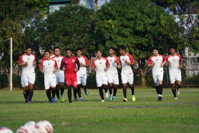 Tim pelatih Persija puji kebugaran pemain setelah 'bleep test'