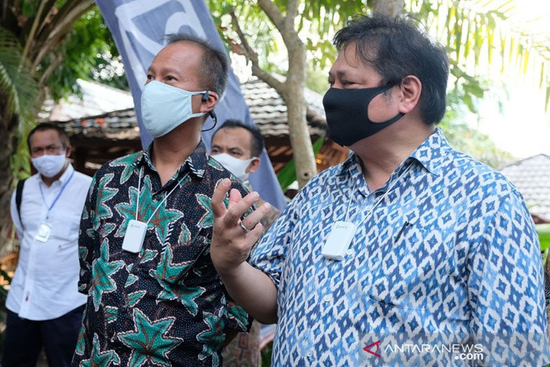 Menko Perekonomian dorong UMKM Bali manfaatkan KUR tingkatkan ekspor