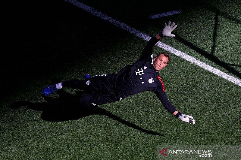 Neuer tetap kapten Bayern Muenchen, Nagelsmann dukung Sane