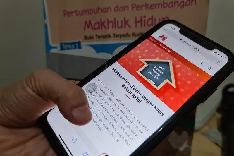 Telkomsel hadirkan paket Kuota Belajar 10GB dengan harga Rp10 ...