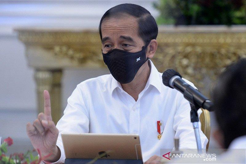 Presiden: Saya titip Tol Pekanbaru-Dumai dimanfaatkan sebaik-baiknya