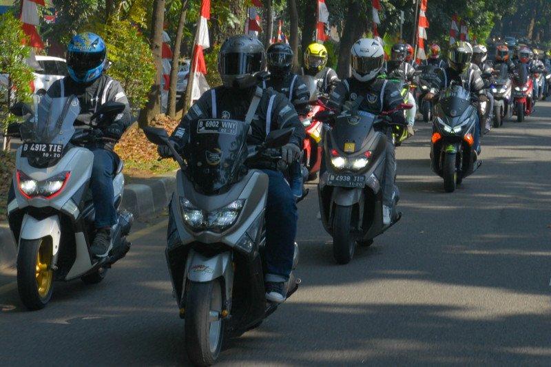 JMC rayakan kemerdekaan RI ke-75 sekaligus berdonasi