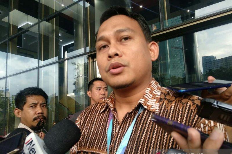 Mantan Ketua DPRD Muara Enim Aries HB segera disidang