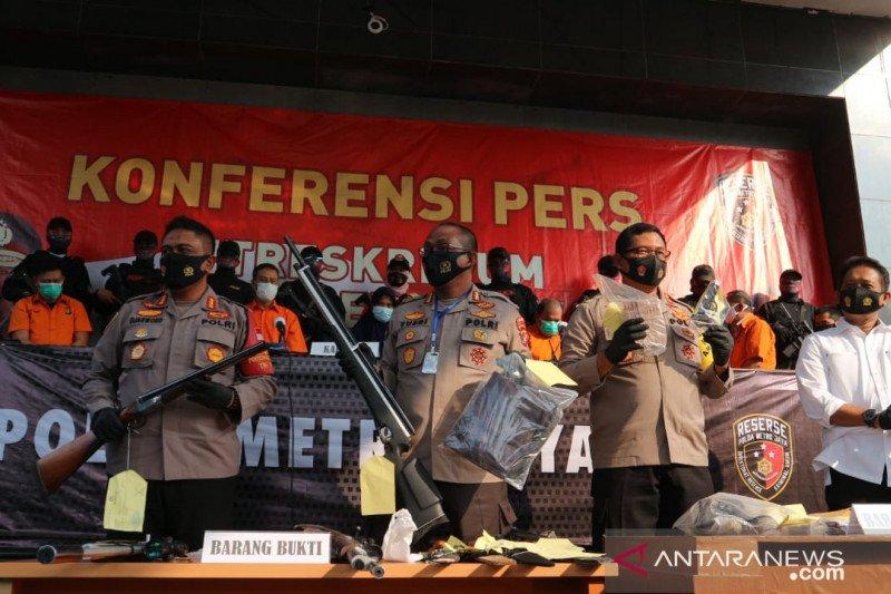 12 tersangka kasus pembunuhan di Kelapa Gading terancam hukuman mati