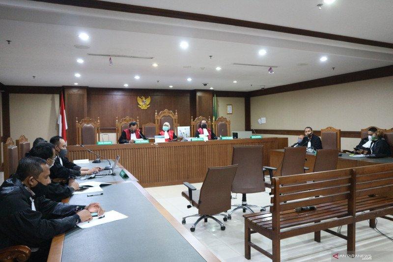 Wahyu Setiawan divonis 6 tahun penjara