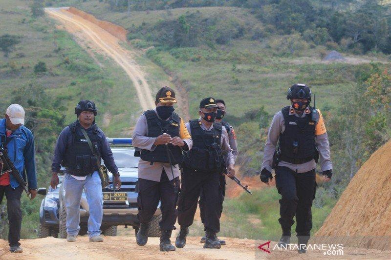 Polres Jayawijaya tahan tokoh-tokoh dua kampung yang berperang