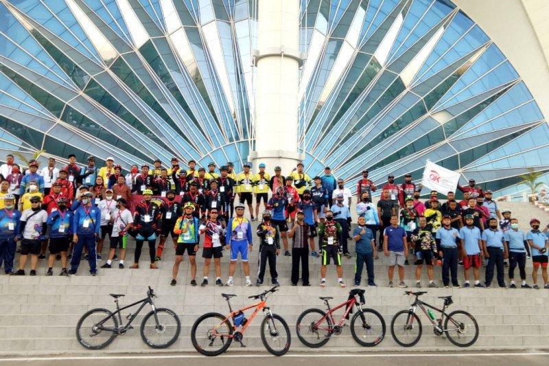 NTT geliatkan kembali pariwisata lewat tur bersepeda