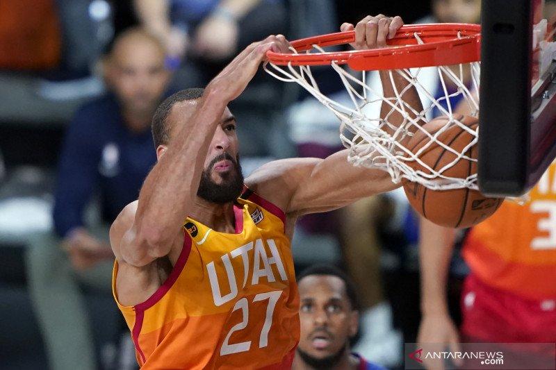 NBA: Utah Jazz sementara memimpin 3-1 atas Denver Nuggets