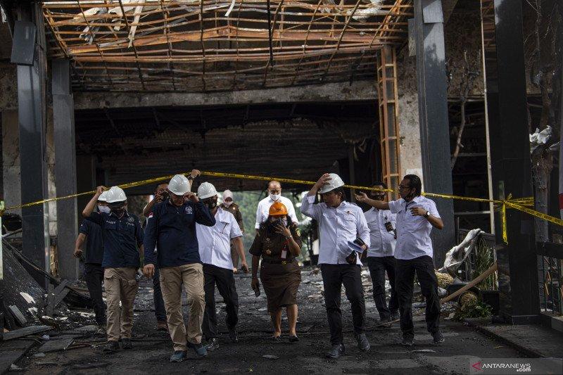 Ekspos hasil penyelidikan kebakaran Gedung Kejagung digelar hari ini