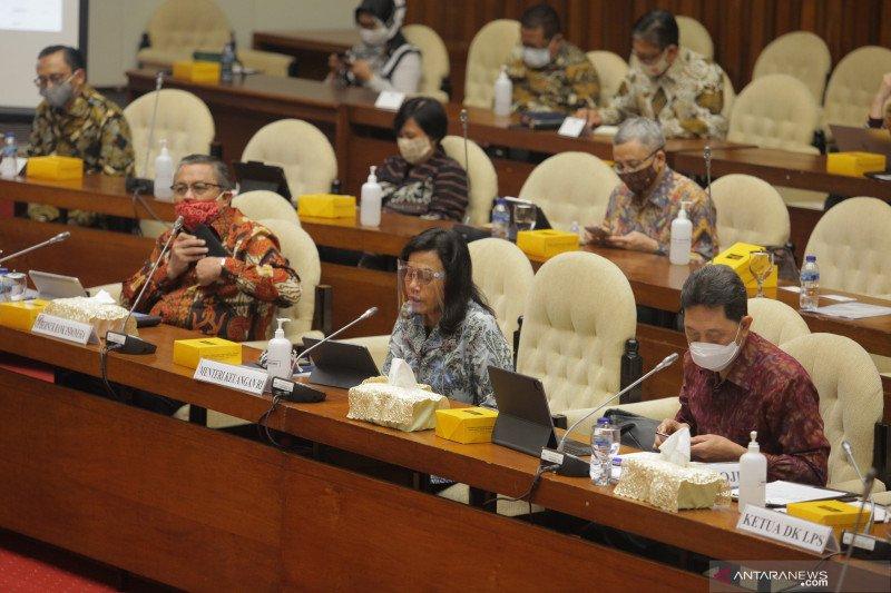 Rapat kerja pemerintah dengan Komisi XI DPR