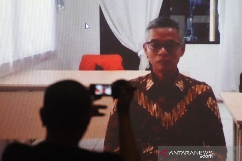 Mantan komisioner KPU Wahyu Setiawan divonis enam tahun penjara