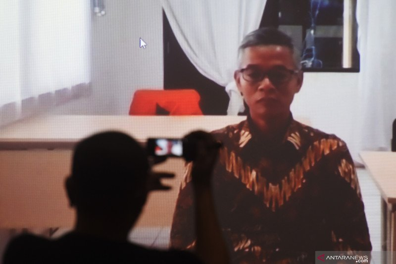 KPK ajukan kasasi atas vonis banding eks anggota KPU Wahyu Setiawan