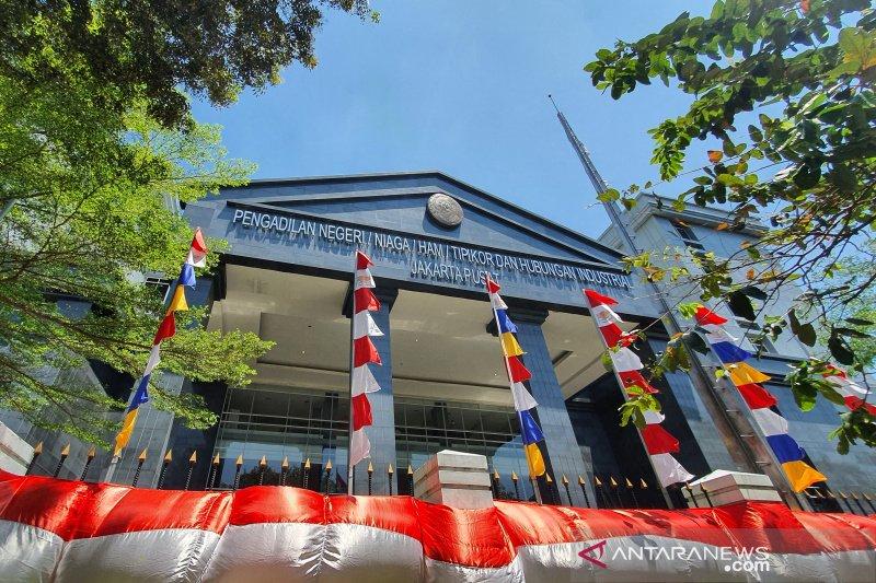 Pengadilan Negeri Jakarta Pusat tutup karena COVID-19