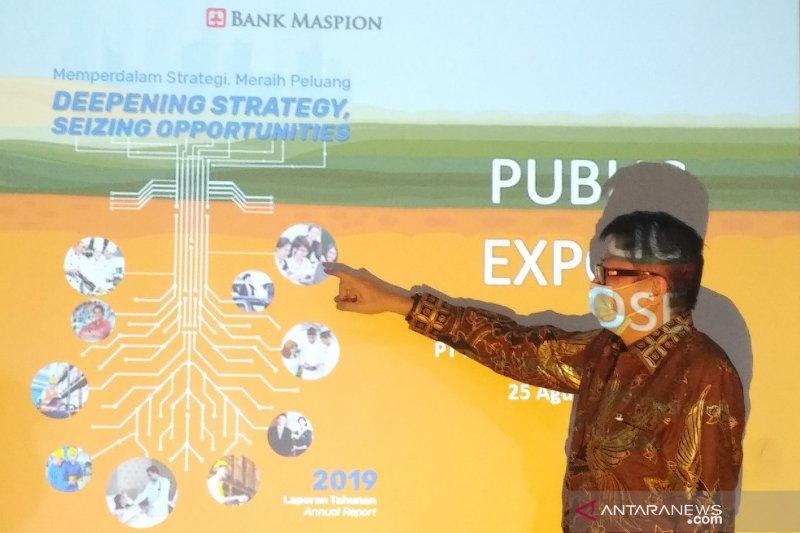 Bank Maspion perkuat UMKM pertahankan kinerja di tengah pandemi