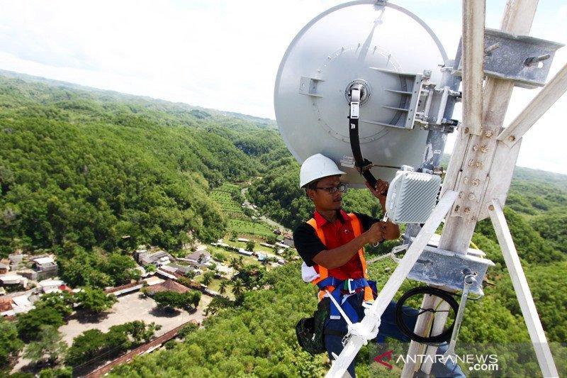 Kominfo targetkan 12 ribuan desa dapat 4G