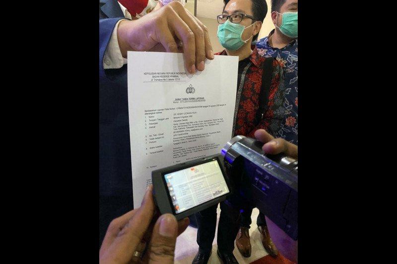 Dirkum AIA dilaporkan eks agen ke polisi terkait pencemaran nama baik