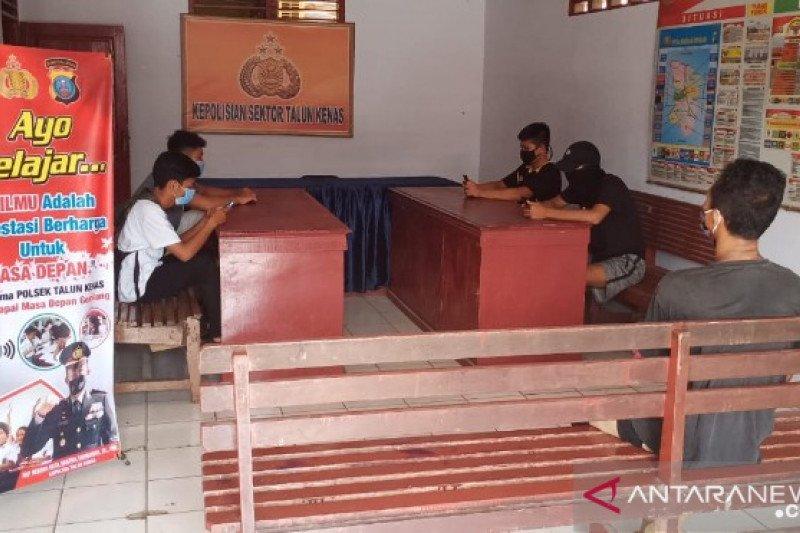 Polsek Talun Kenas Sumut sediakan wifi gratis untuk pelajar