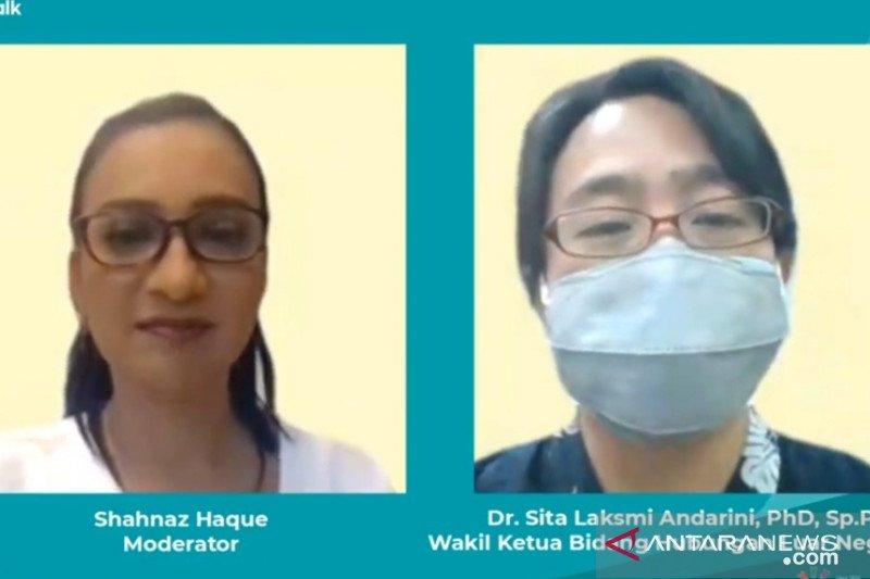 Dokter paru sarankan protokol ketat kunjungan penyintas kanker paru