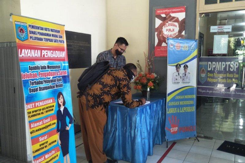 Realisasi investasi di Mataram masih di bawah 50 persen