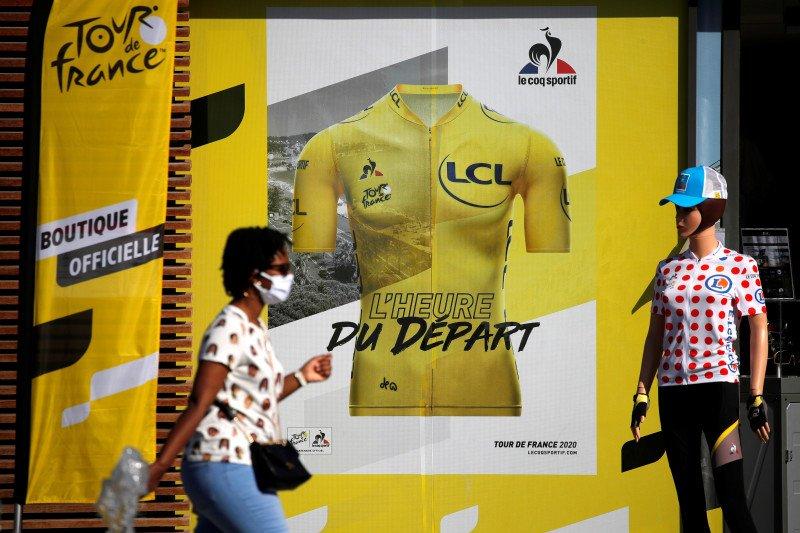 Potensi Gelombang Kedua Covid 19 Hantui Tour De France Antara News Sumatera Utara