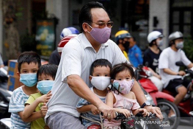 Wabah COVID-19 baru di Vietnam berasal dari varian virus Inggris