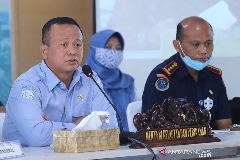 Menteri Edhy beberkan KKP telah tangkap 71 kapal ikan ilegal