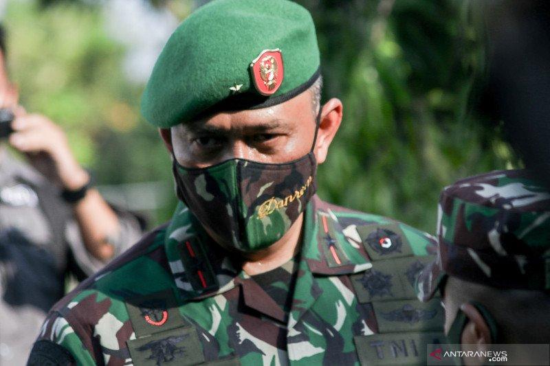 1.000 prajurit Zeni bantu selesaikan rumah tahan gempa di Lombok