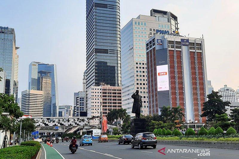 BMKG perkirakan cuaca di sebagian besar wilayah Jakarta cerah