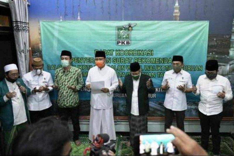 PKB resmi usung Gus Ipul-Adi Wibowo di Pilkada Kota Pasuruan