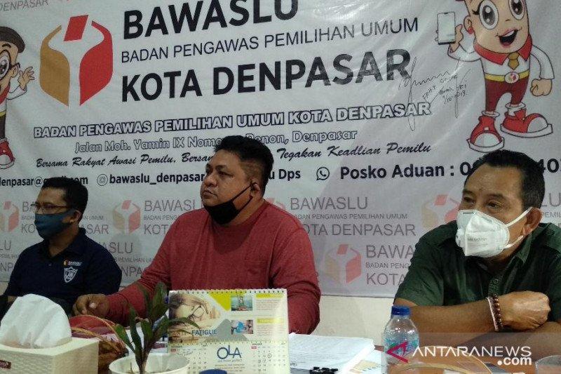 Bawaslu Denpasar temukan pemilih TMS masuk dokumen coklit Pilkada 2020